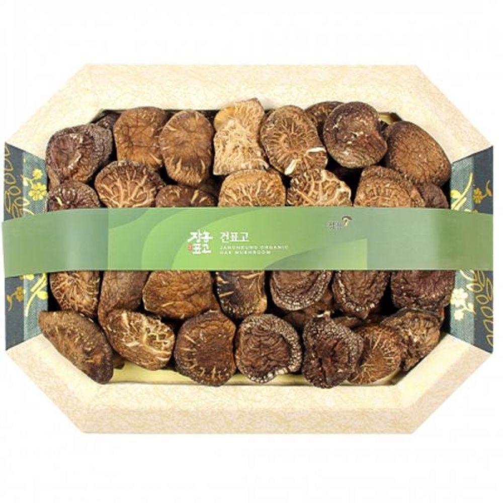향신특호 향신(중)500g 쇼핑백 보자기포장 식품 농산물 채소 표고버섯 선물세트