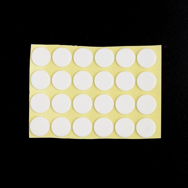 24P 미끄럼방지 스티커 안전받침 고정스티커 바닥고정 미끄럼방지 유리받침 유리보호 논슬립 안전받침