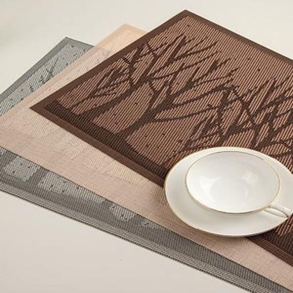 자작나무 테이블매트 주방용품 주방소품 테이블장식 테이블소품 식탁매트