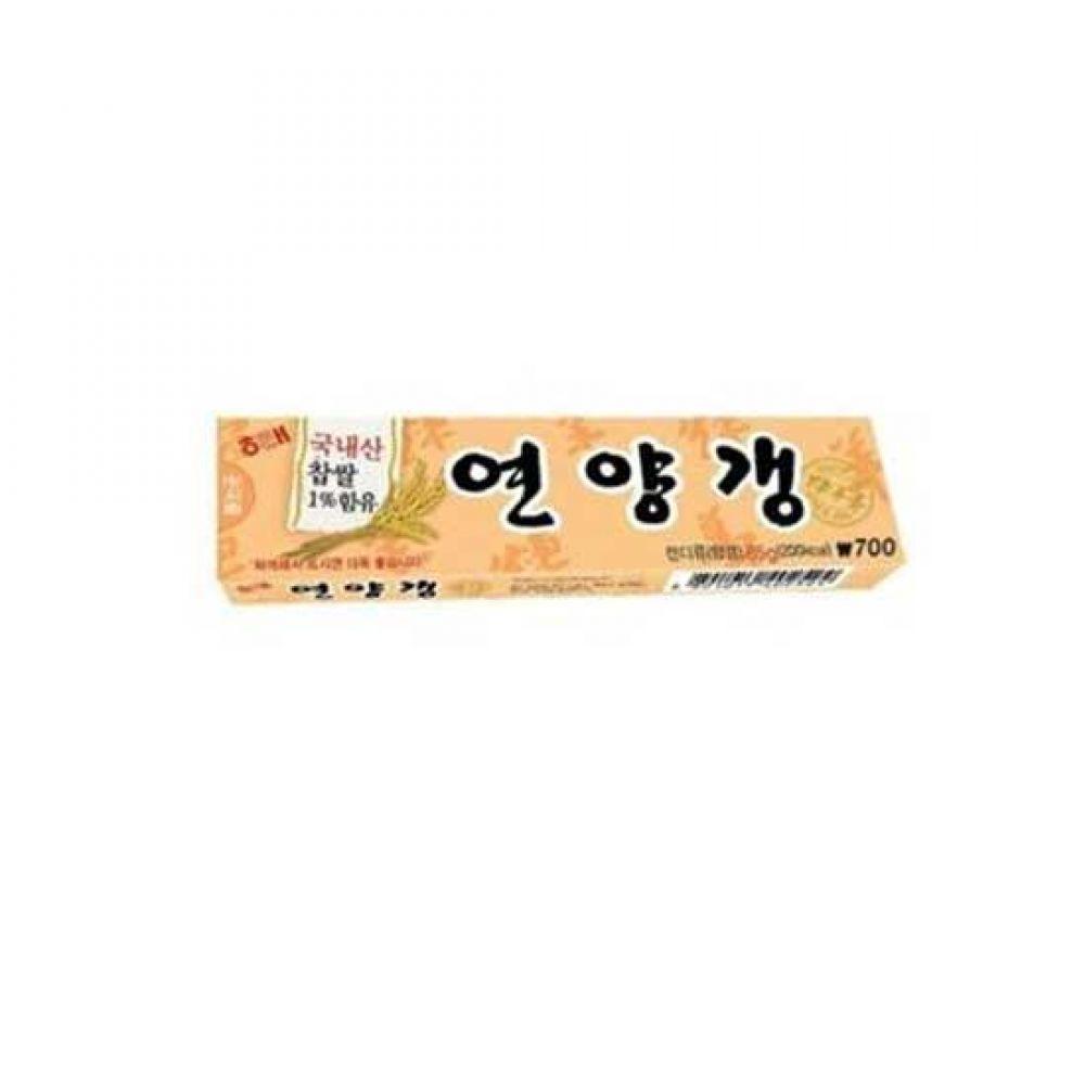 (사탕)해태 연양갱(55g)x80개 사탕 캔디 사탕도매 대용량사탕 연양갱