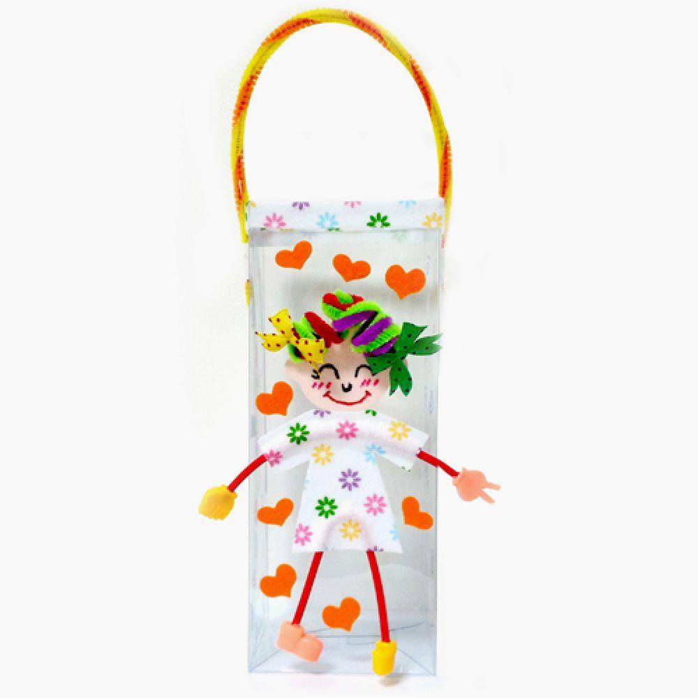 프렌드백 걸 만들기 친구 가방 장난감 백 여자 프렌드 만들기 만들기대장