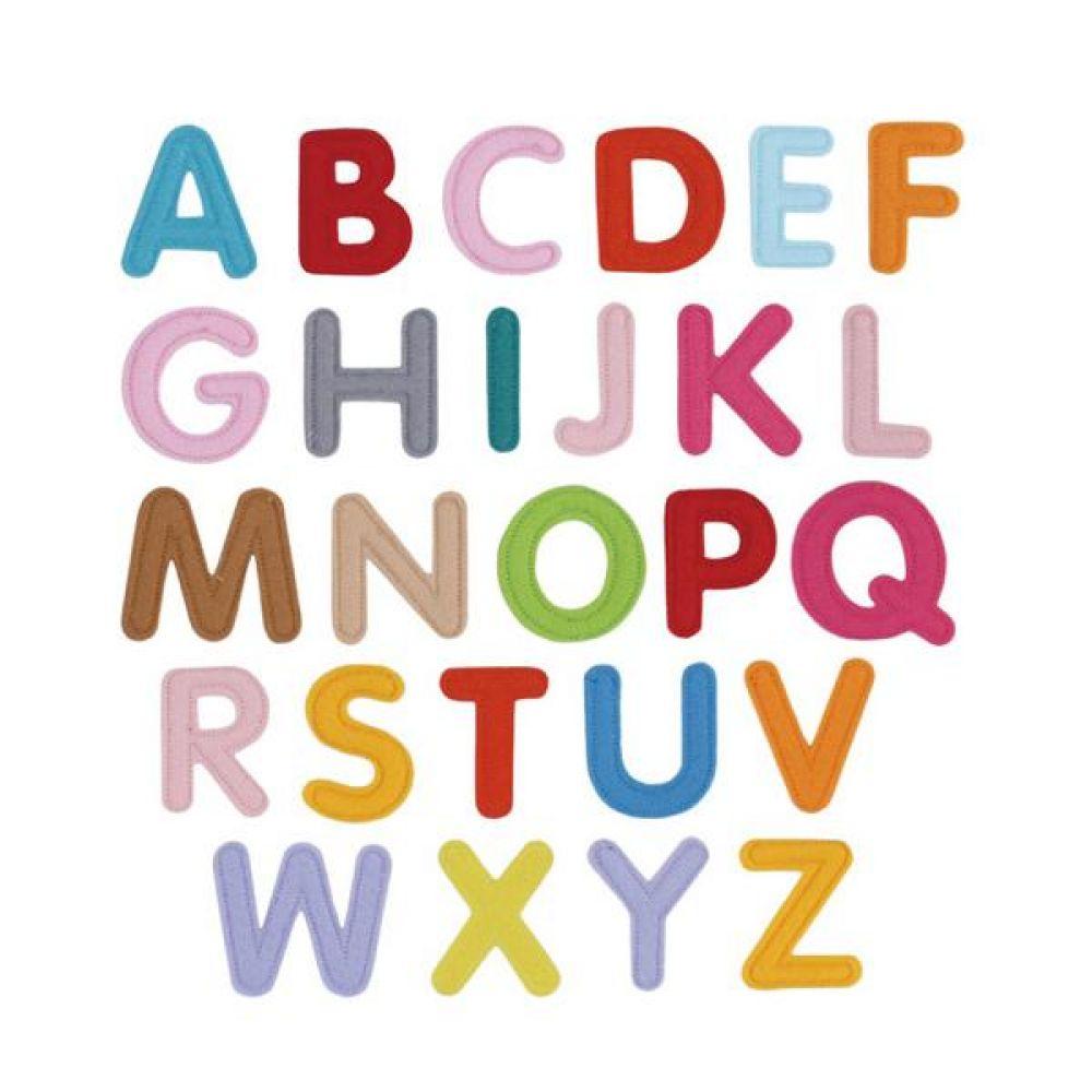 매직교구 탈부착 영어 대문자 완구 문구 장난감 어린이 캐릭터 학습 교구 교보재 인형 선물
