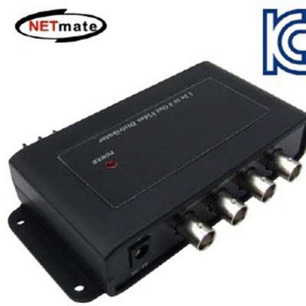 NETMate BNC 14 영상 분배기 컴퓨터용품 PC용품 컴퓨터악세사리 컴퓨터주변용품 네트워크용품 무선공유기 iptime 와이파이공유기 iptime공유기 유선공유기 인터넷공유기