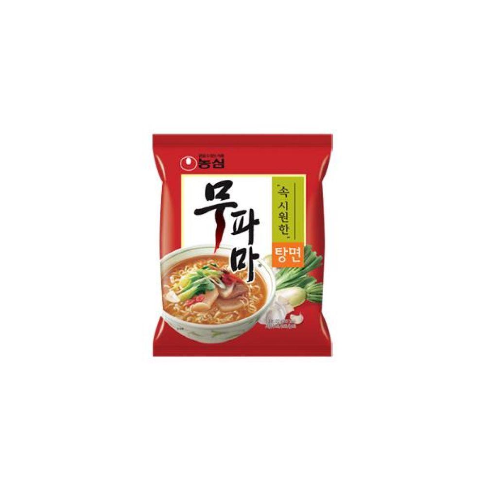 농심)무파마탕 x 40봉 라면 컵라면 사발면 간식 식사