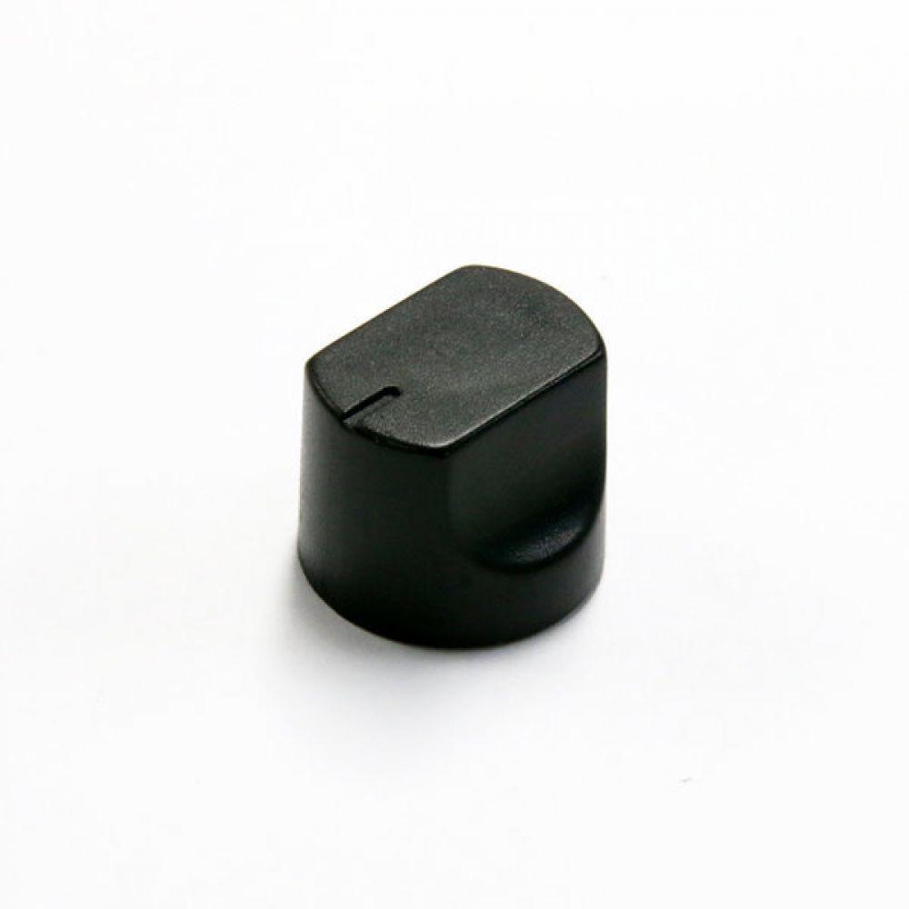 ABS 플라스틱 볼륨 노브 / 가변저항 소형노브 PA-1915B / 5개묶음 2팩 음향기기 오디오 스피커 엑세사리 볼륨손잡이 knob 노브 오디오앰프노브 가변저항 볼륨노브 CNC가공 눈금표기