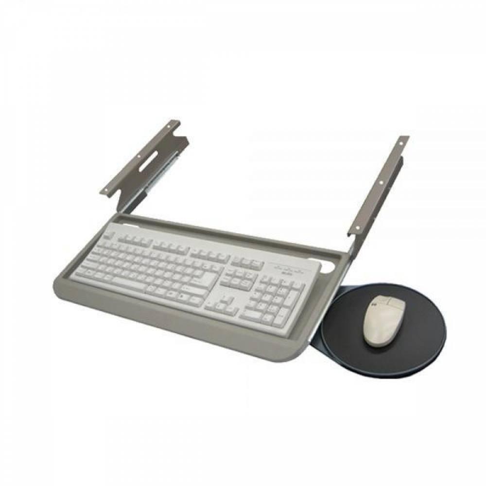 IN-600-3 키보드받침대 마우스패드 키보드트레이