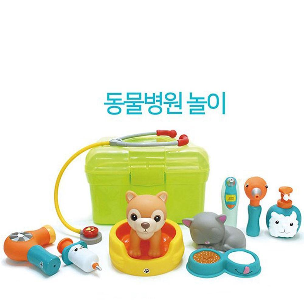 선물 소프트 러브펫 동물 병원 놀이 조카 어린이날 완구 어린이집 유아원 초등학교 장난감