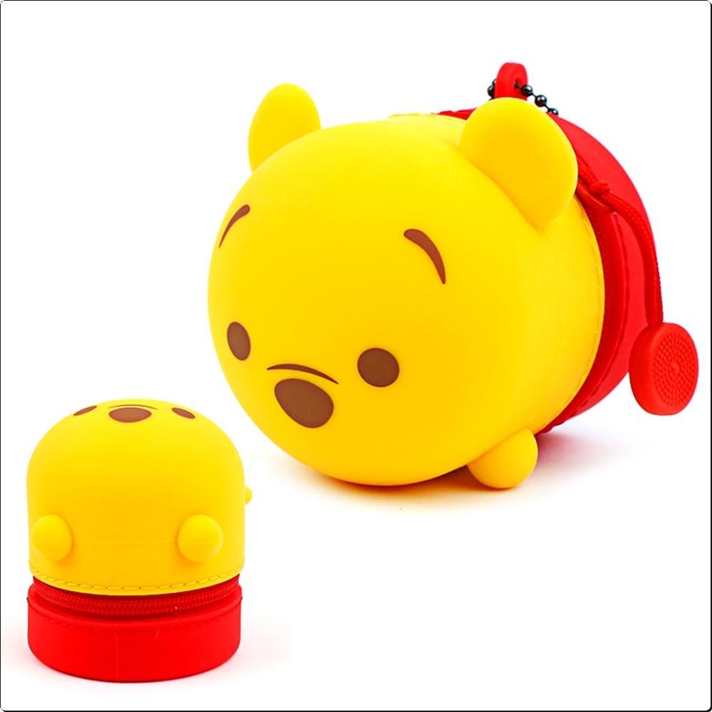 디즈니 곰돌이푸 실리콘 동전파우치(743055) 캐릭터 캐릭터상품 생활잡화 잡화 유아용품