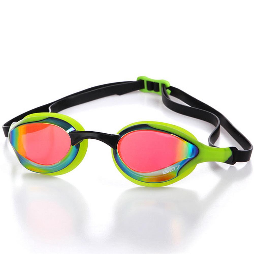 SGL-S58UV-GNBK SD7 프리미엄 수경 수영용품 물안경 남자수경 여자수경 성인물안경