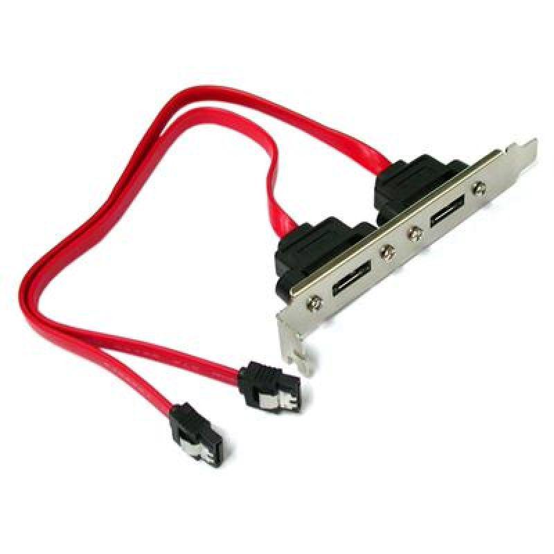 NM_SATA B2 2포트브라켓0.3m 전원케이블 SATA케이블 메인보드케이블 하드디스크케이블 pc용품