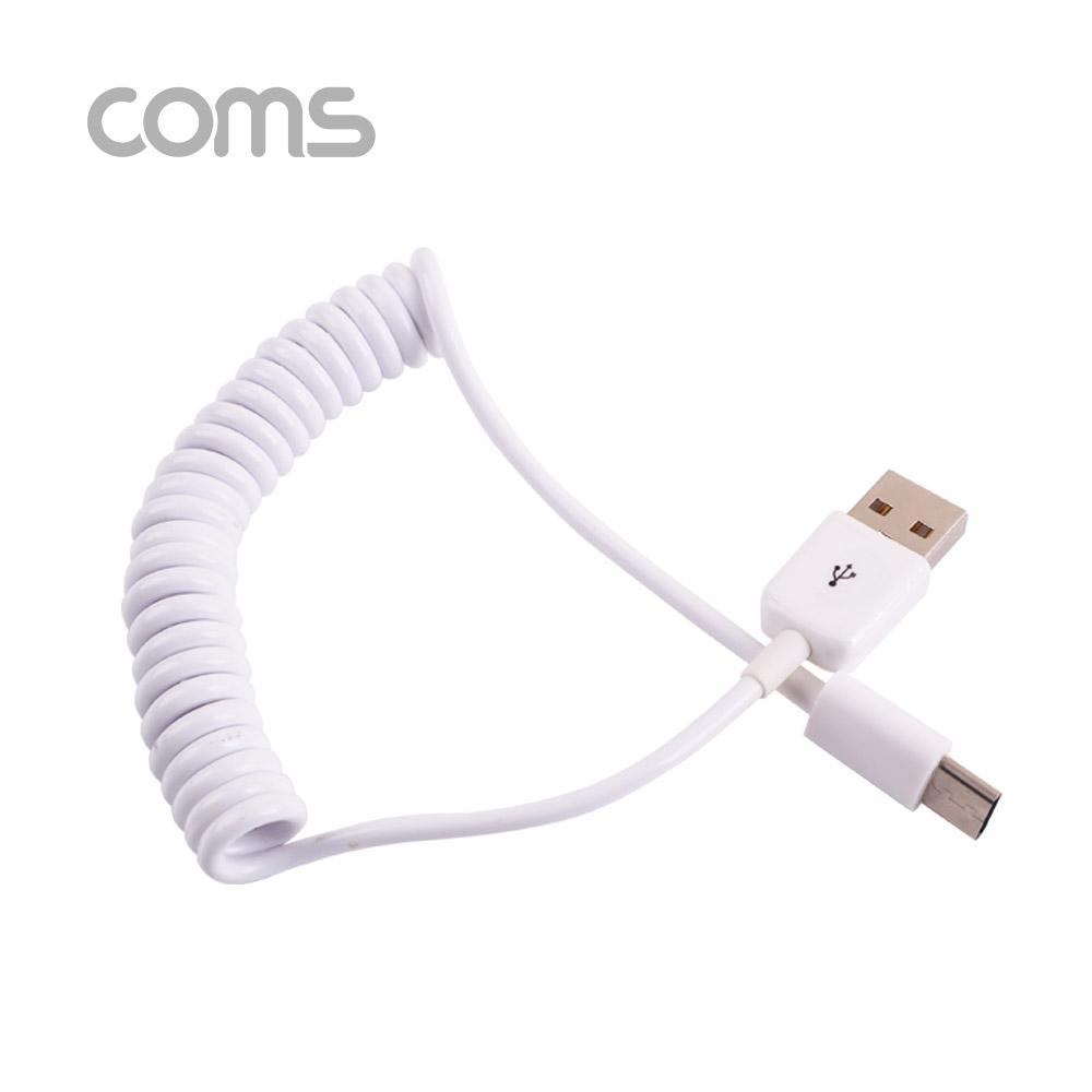 USB 3.1 케이블 Type C 스프링 25-50cm 화이트 컴퓨터용품 PC용품 컴퓨터악세사리 컴퓨터주변용품 네트워크용품 USB 31 케이블 TypeC 스프링