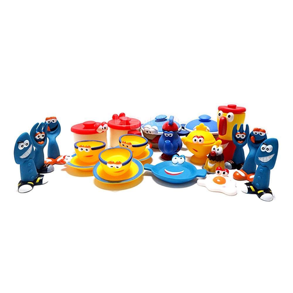 조카 소프트 장난감 키친 종합 세트 어린이날 선물 완구 어린이집 유아원 초등학교 장난감