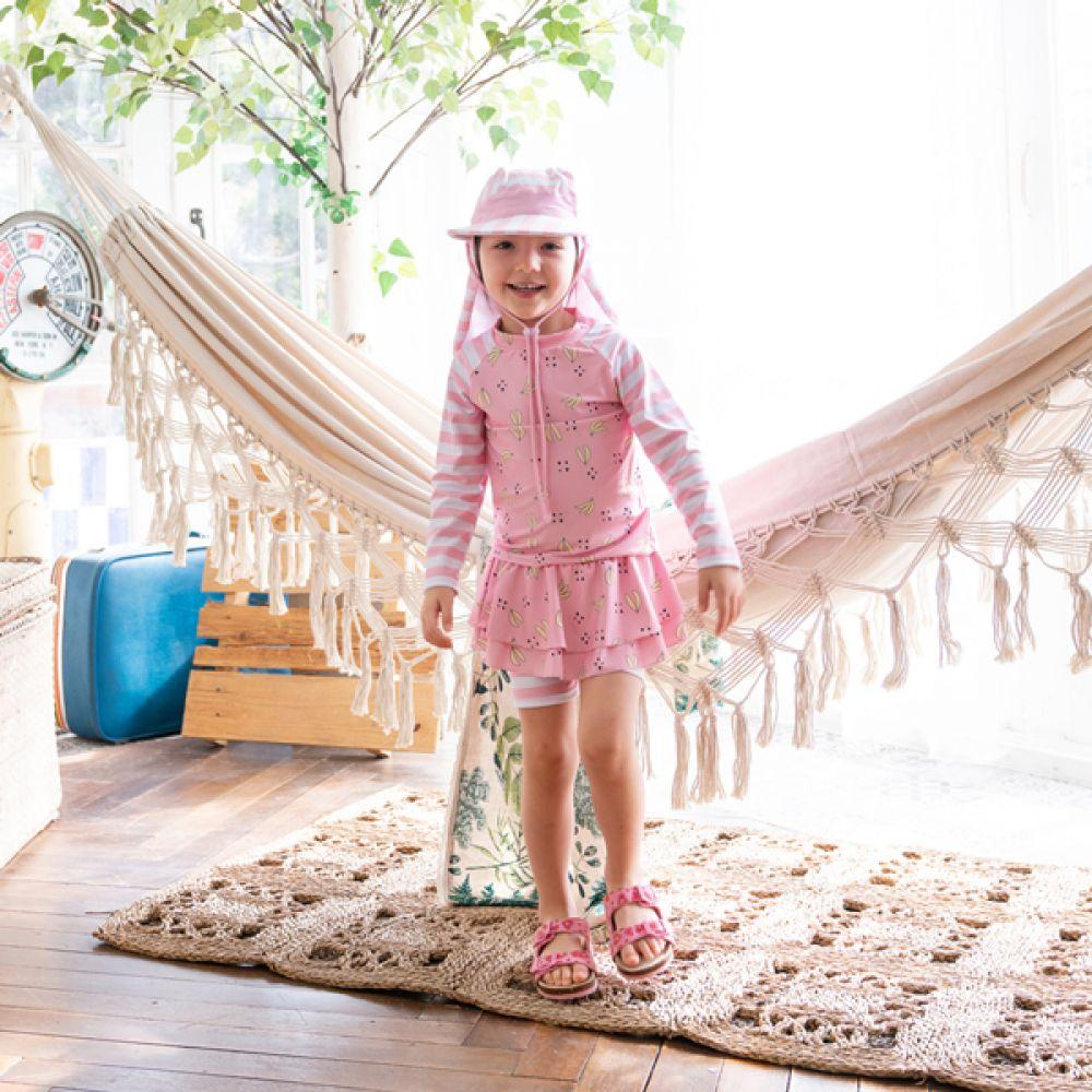 바나나 유아 래쉬가드 2종세트(1-9세) 203819 아기상하래쉬가드 유아상하래쉬가드 신생아상하래쉬가드 상하래쉬가드 래쉬가드