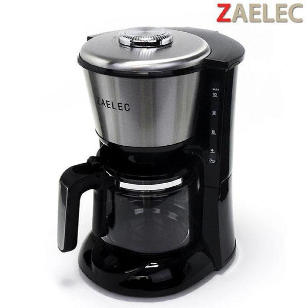 자일렉 커피메이커 ZL-181 (10잔) 고급형 커피머신 커피메이커 커피포트 온도유지 주방용품