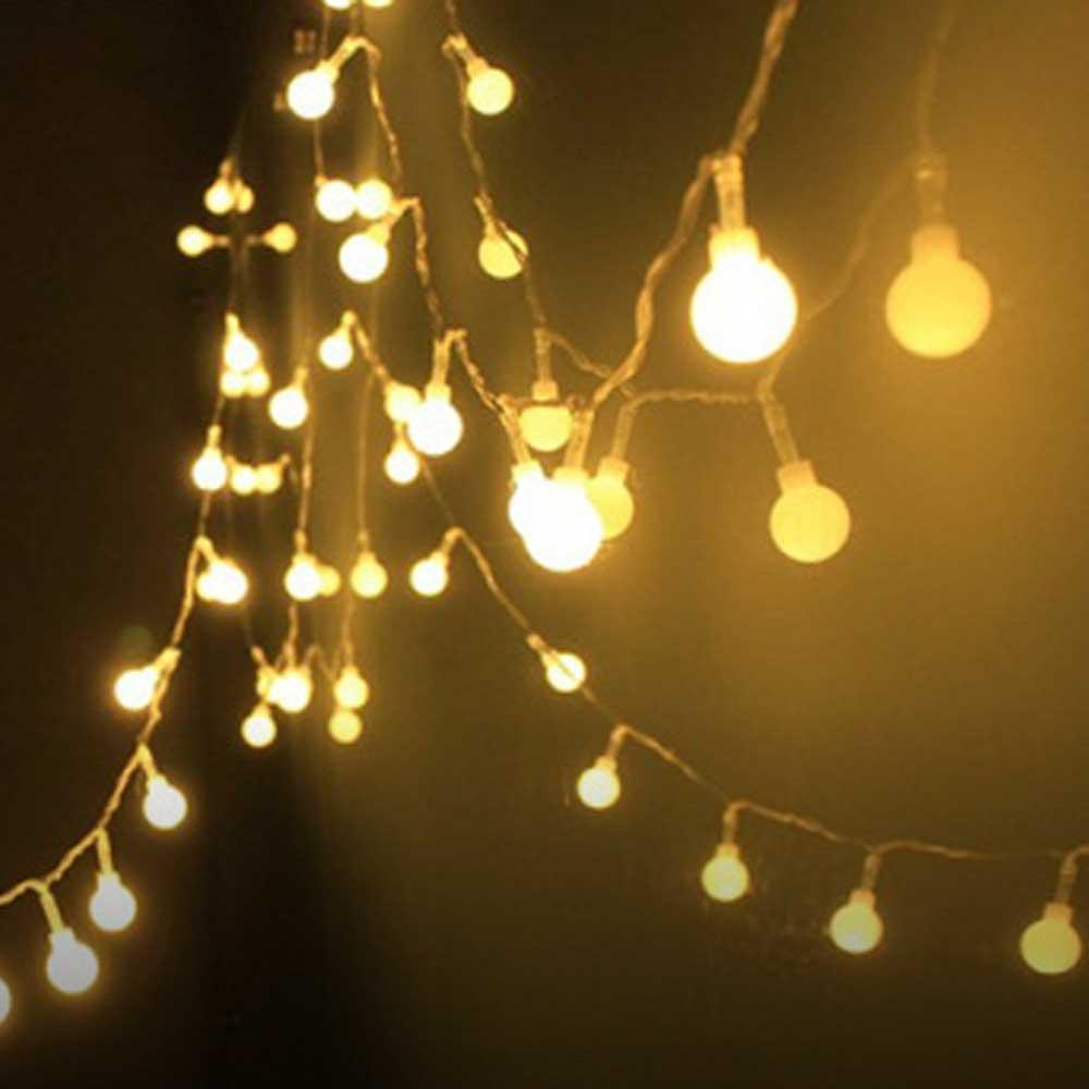 크리스마스 벽트리 LED 트리 앵두 눈꽃 전구 3m 20구 크리스마스전구 크리스마스장식 트리전구 앵두전구 크리스마스트리전구 트리조명 꼬마전구 LED트리전구 LED꼬마전구 미니전구