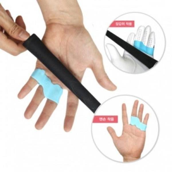 샤인빈 실리콘 미끄럼방지 골프 3종세트 골프용품 필드용품 골프채용품 생활잡화 운동용품