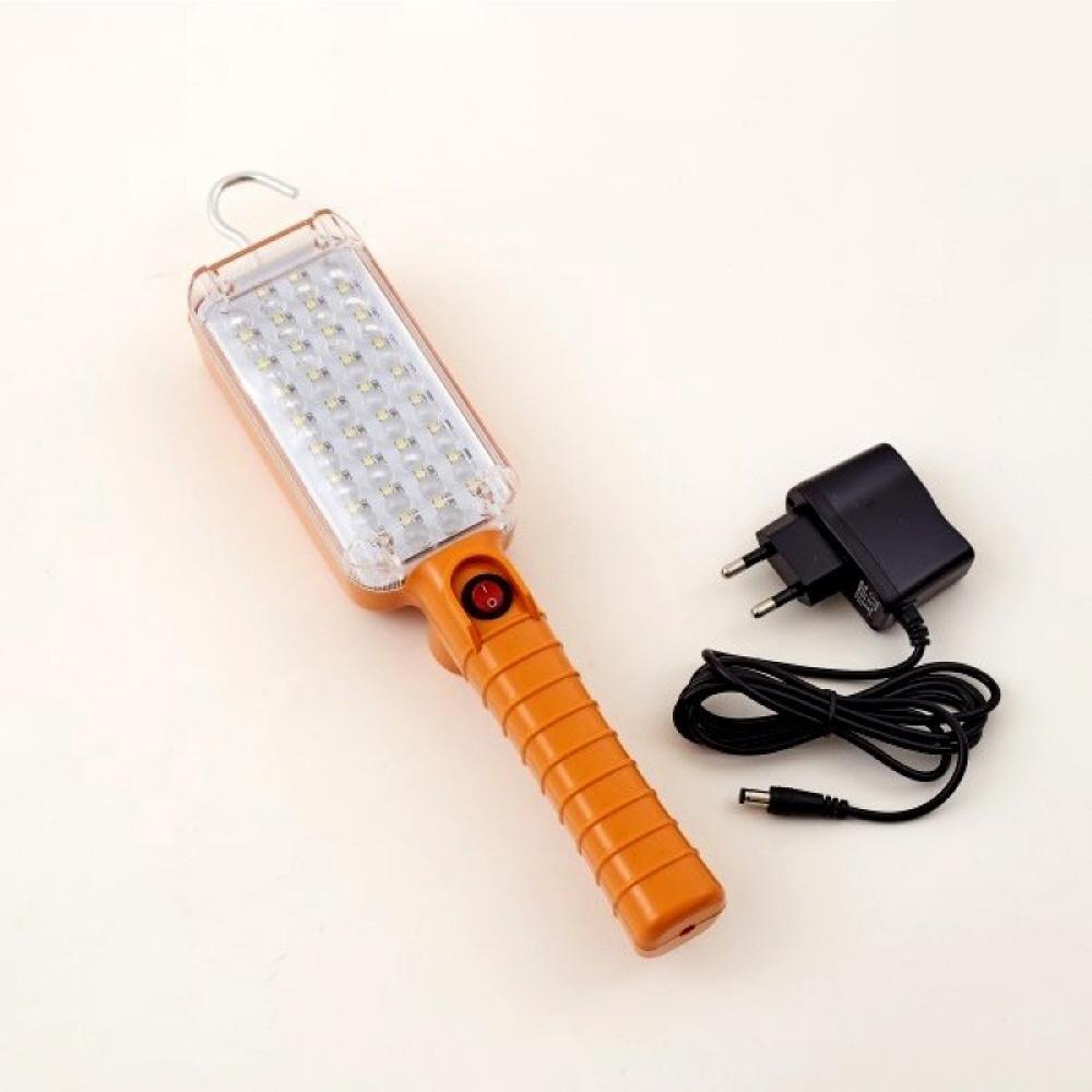 군용 34구 LED 충전 작업등 낚시 등산 캠핑 산업 34구 충전용작업등 충전작업등 LED작업등 다용도