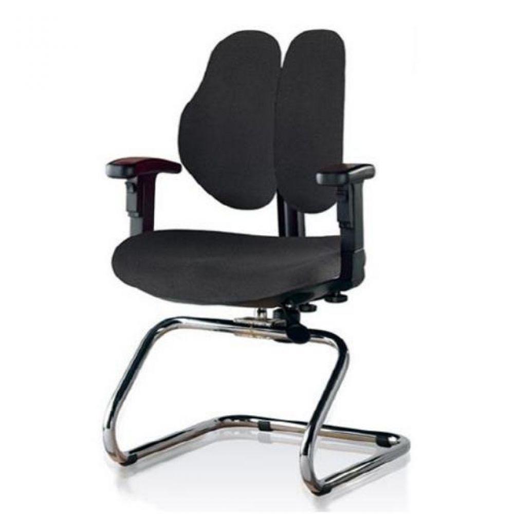 회의용 고정의자 휴보(중)(올쿠션) 524-PS506 사무실의자 컴퓨터의자 공부의자 책상의자 학생의자 등받이의자 바퀴의자 중역의자 사무의자 사무용의자