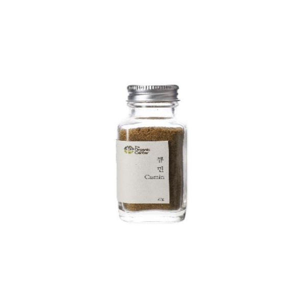 (오가닉 향신료)터키산 큐민 파우더 23g 건강 고기 조미료 냄새 누린내