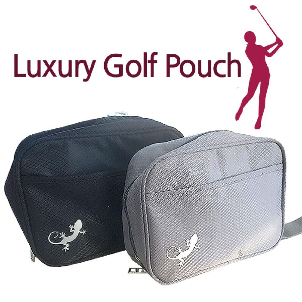 골프 럭셔리 골프파우치 럭셔리골프파우치 골프손가방 휴대용골프가방 골프보조가방 파우치