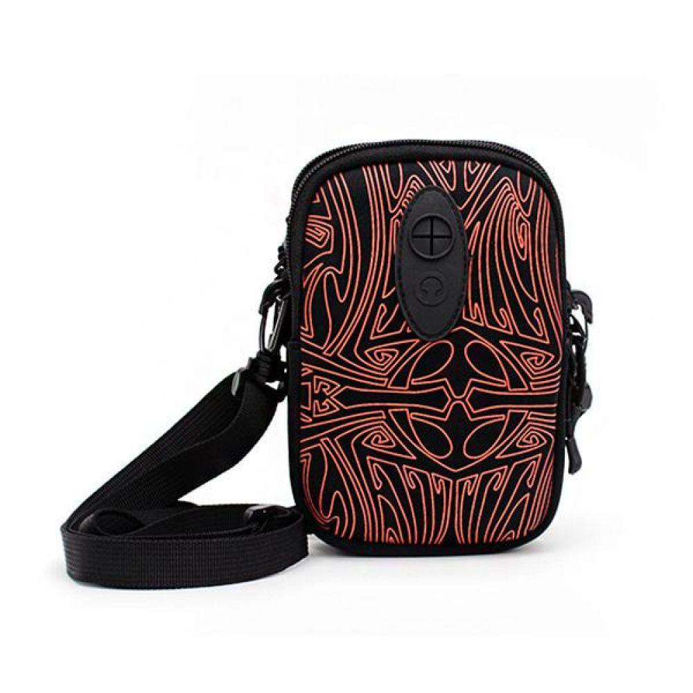 OR_HOO005 네오프렌 컬러풀 미니크로스백 데일리가방 캐주얼크로스백 디자인크로스백 예쁜가방 심플한가방