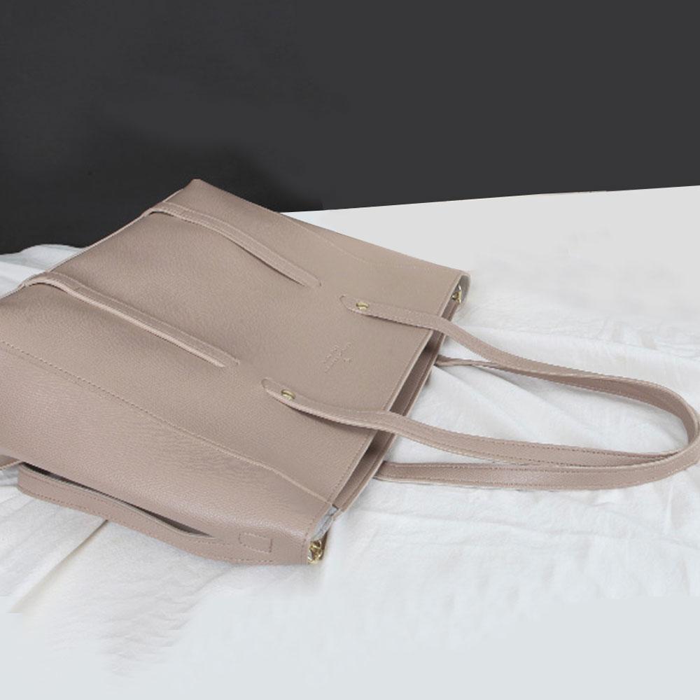 베이지 여자 무던한 스타일 숄더백 크로스 가방 여성숄더백 여자숄더백 이지백 캐주얼백 여성가방