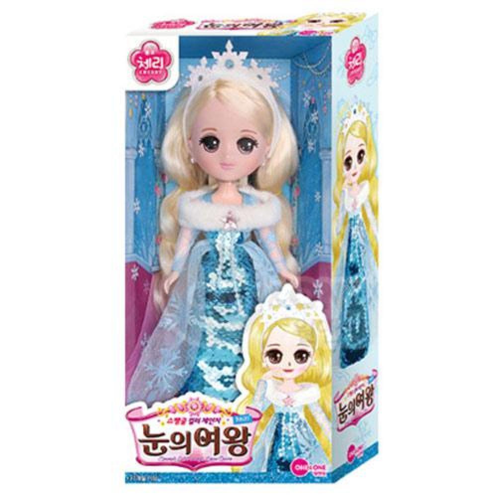 원앤원 체리의 눈의여왕 체리(90752) 장난감 완구 토이 남아 여아 유아 선물 어린이집 유치원