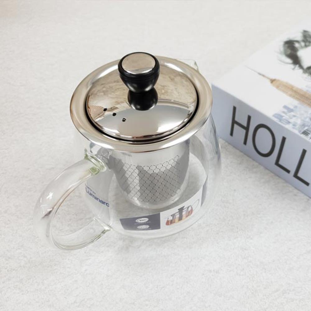내열티포트 550ml 전기포트 전기물끓이기 티주전자 티주전자 멀티포트 멀티주전자 커피포트 전기포트