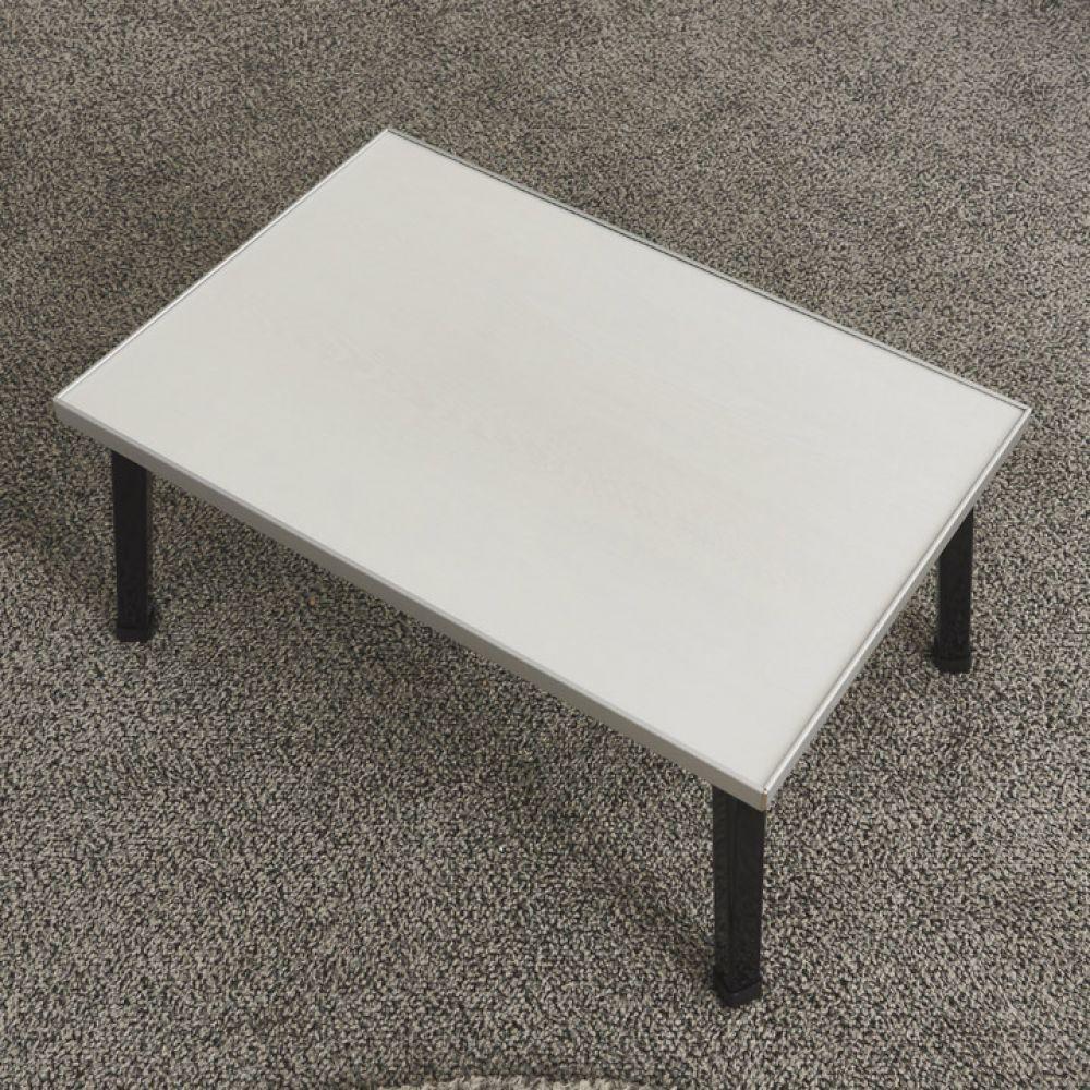 코델 600 자동 접이식 스틸 테이블 서랍장 화장대 수납장 화장대세트 거울화장대 수납화장대 콘솔 서랍 협탁 미니서랍장