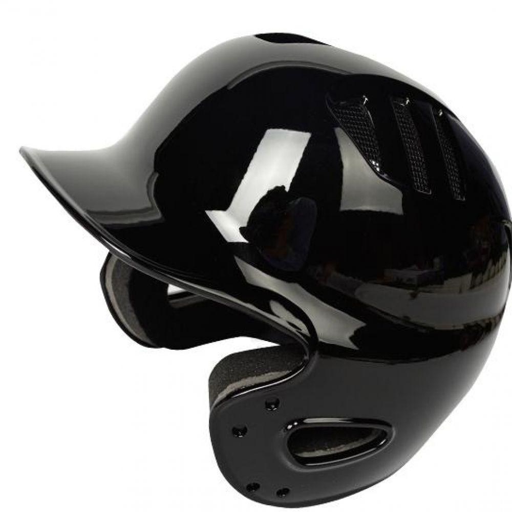 브렛 사이즈조절형 양귀 야구헬멧 유광블랙 타자헬멧 야구용품 야구헬멧 스포츠헬멧 타자헬멧 타자보호헬멧 양귀헬멧