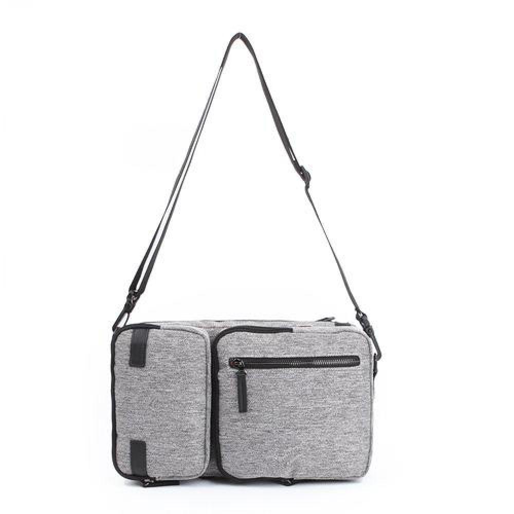 VL_MVV105 포켓 멀티 백팩 데일리가방 캐주얼크로스백 디자인크로스백 예쁜가방 심플한가방