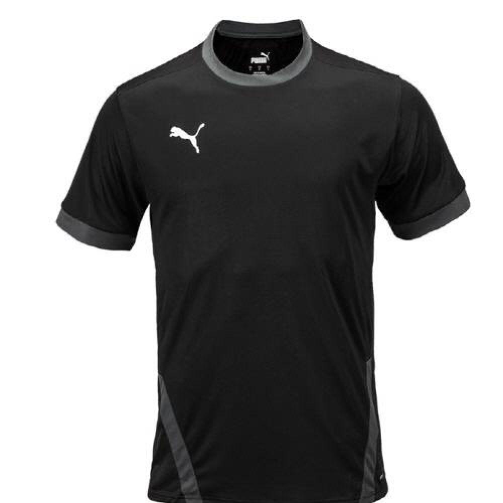 푸마 팀골23 트레이닝 반팔 저지티셔츠 블랙 푸마티셔츠 트레이닝티셔츠 스포츠티셔츠 운동티셔츠 스포츠반팔티셔츠
