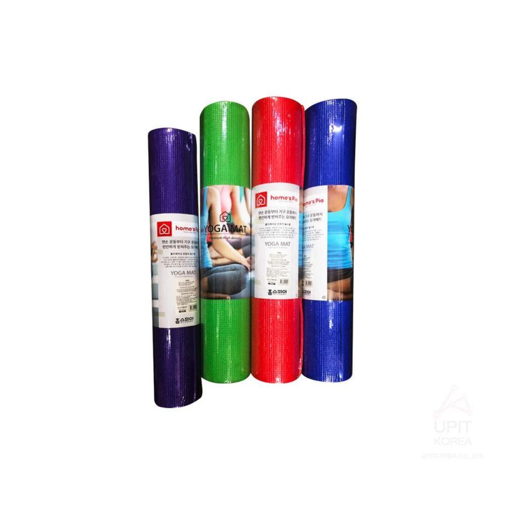 PVC요가매트(중) 색상랜덤_2491 생활용품 가정잡화 집안용품 생활잡화 잡화