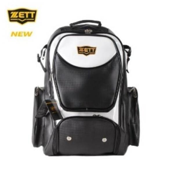 BAK-438 백팩 (검정_흰색) 샤인빈 운동용품 야구용품 야구장갑 야구글러브 야구 시즌야구 야구공 야구가방