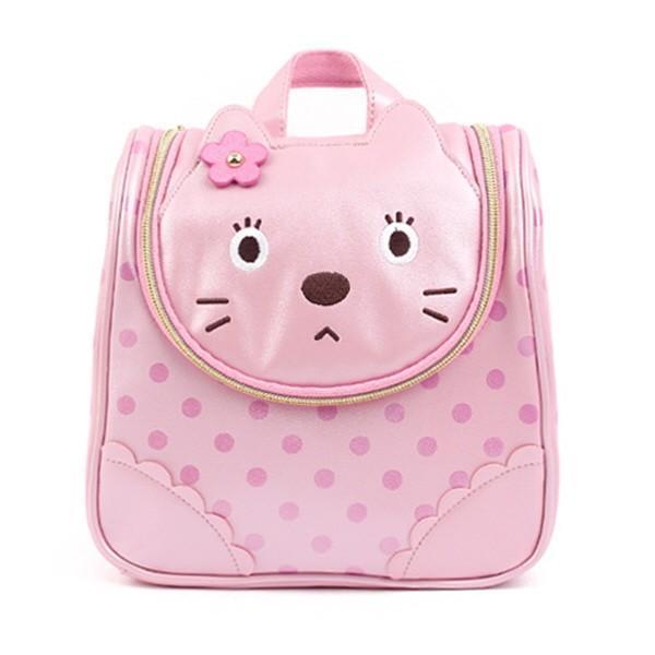 어린이 가방 WT0183 샐리캣쁘띠미니백팩 핑크 XS 가방 아동가방 어린이보조가방 책가방 유아가방 어린이가방 캐릭터가방 예쁜가방 편한가방 어린이백팩