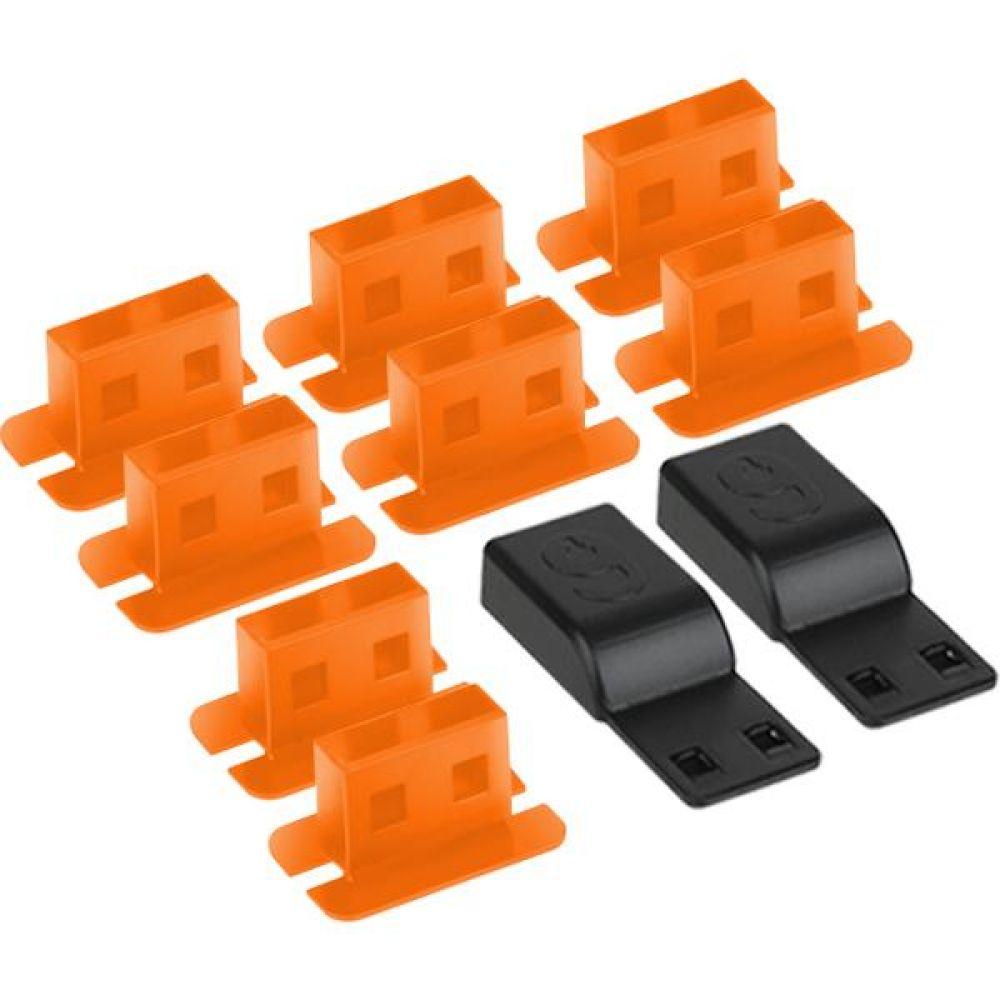 보안 USB 포트 잠금 Lock 차단 시큐리티 오렌지 컴퓨터용품 PC용품 컴퓨터악세사리 컴퓨터주변용품 네트워크용품 보안 시큐리티 잠금 USB