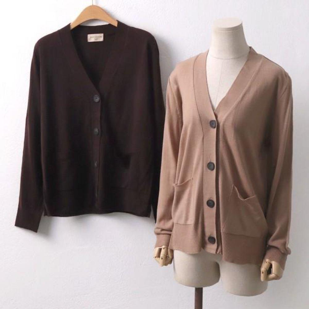 빅사이즈 002 니트 왕단추 가디건 DRM6559 빅사이즈 여성의류 미시옷 임부복 002니트왕단추가디건DRM6559