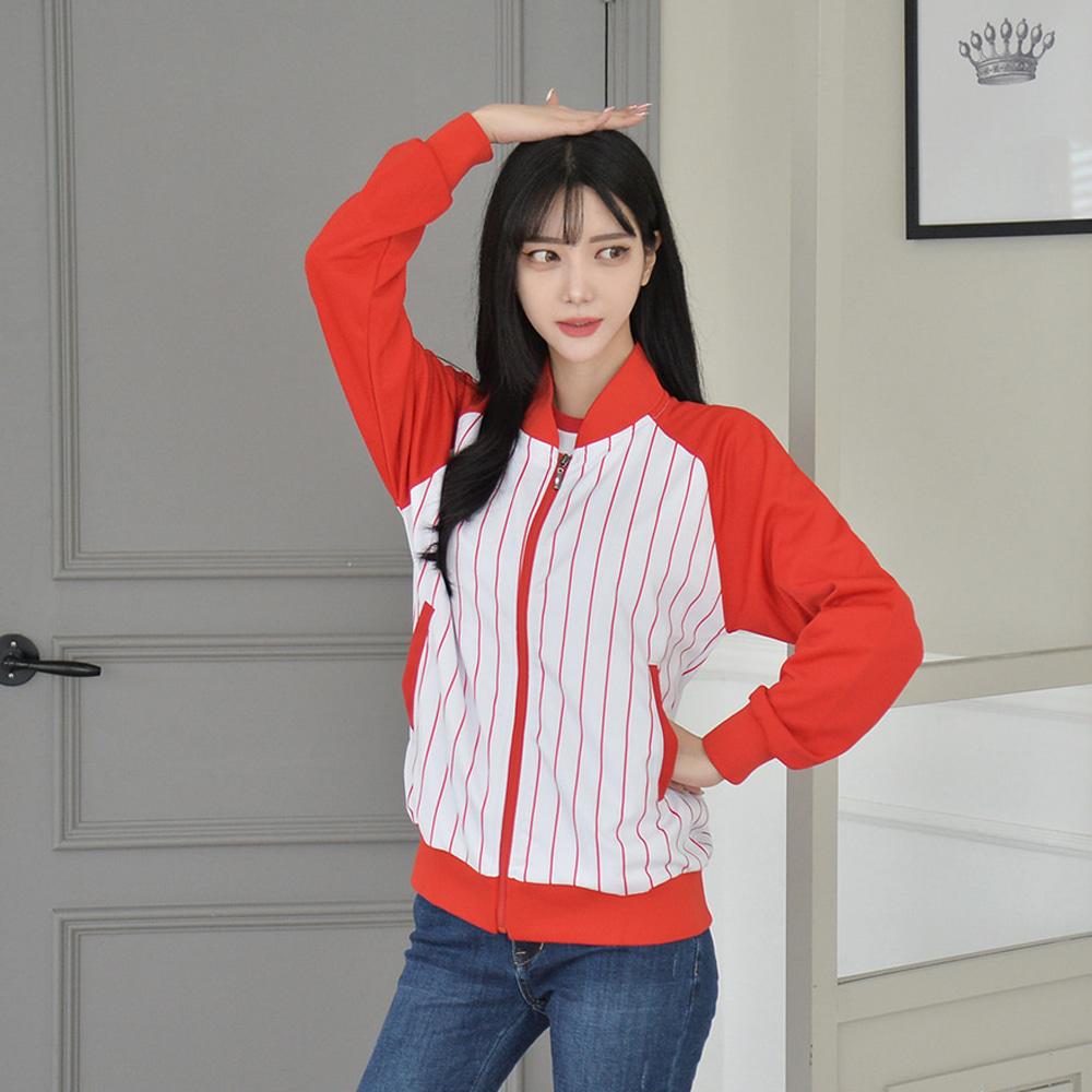 베이스볼 져지 (6colors) 점퍼 단체티 단체복 유니폼 반티 단체유니폼 져지 자켓 점퍼 트레이닝복 운동복