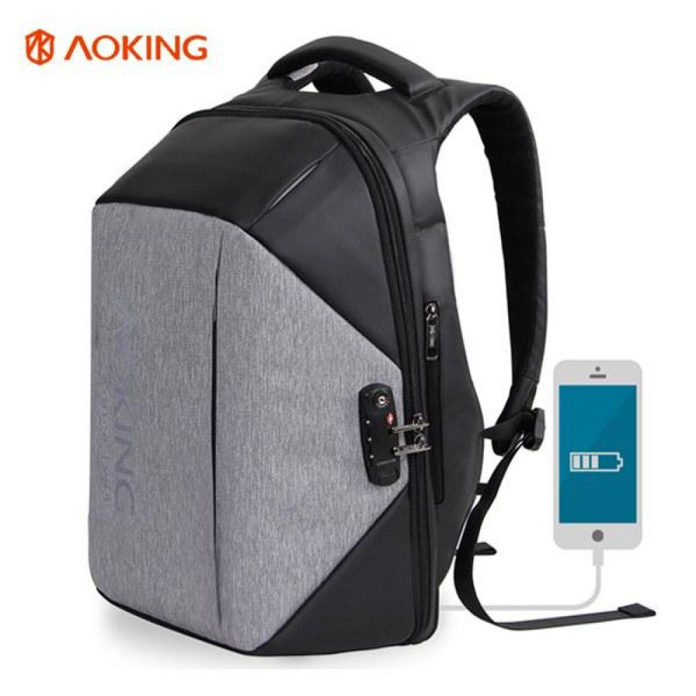 KJ_FKK004 솔리드 잠금 백팩 데일리가방 캐주얼백팩 디자인백팩 예쁜가방 심플한가방