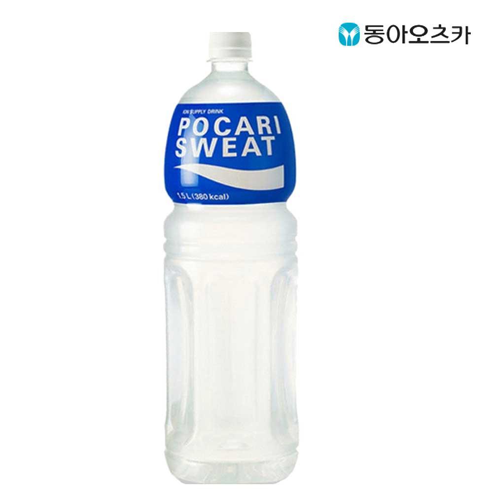 포카리스웨트 1.5L X 12개 이온음료 포카리스웨트 이온음료 포카리 이온음료수 음료수