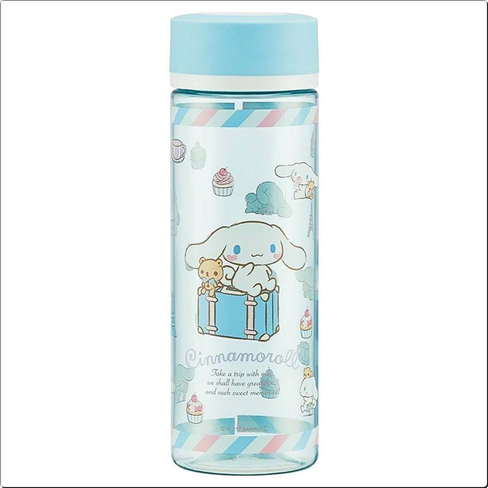 (산리오) 시나모롤 여행 휴대물통 400ml (382765) 캐릭터 캐릭터상품 생활잡화 잡화 유아용품