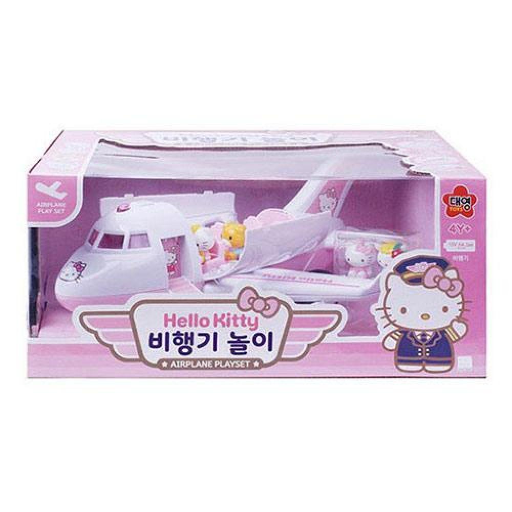 대영 헬로키티 비행기놀이(32416) 장난감 완구 토이 남아 여아 유아 선물 어린이집 유치원