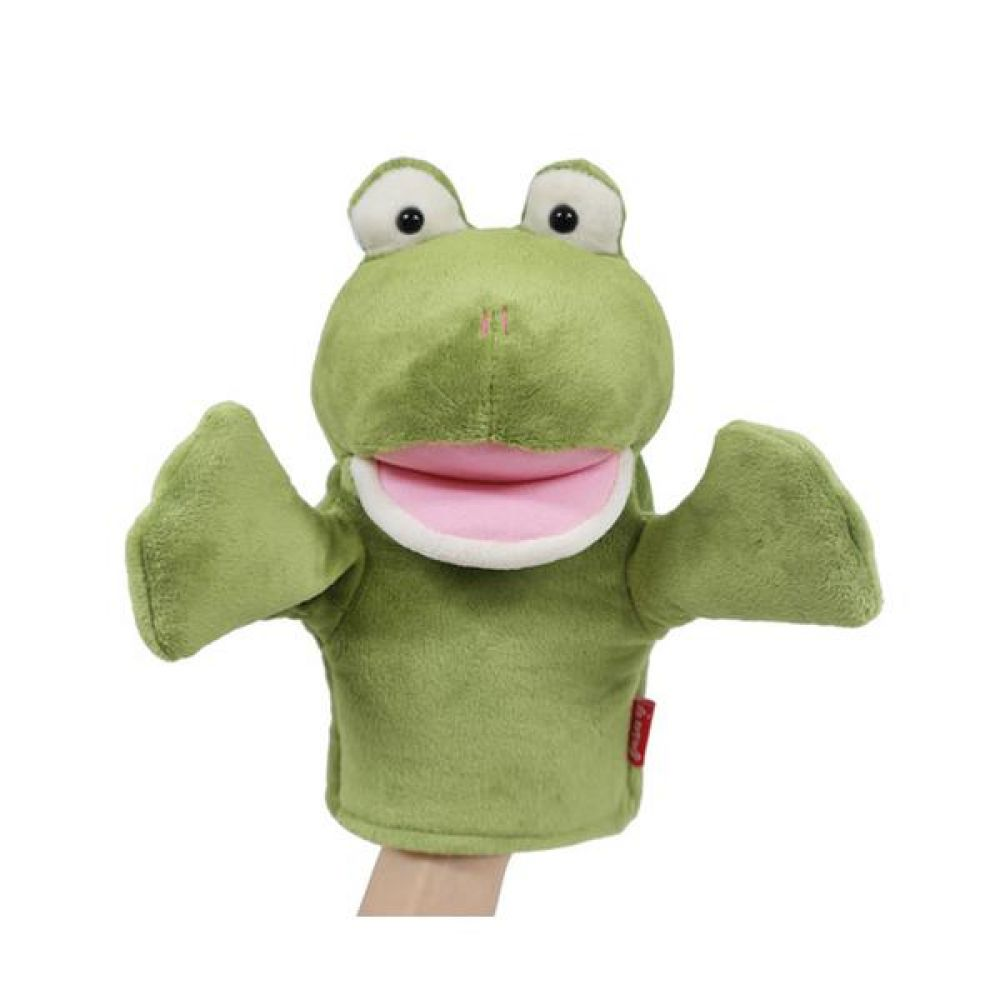 말하는 손인형 개구리 완구 문구 장난감 어린이 캐릭터 학습 교구 교보재 인형 선물