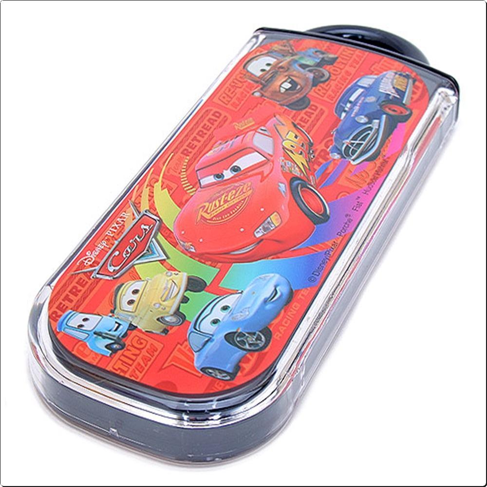 (디즈니Cars) 카 슬라이드식 트리오세트 레드(일) 캐릭터 캐릭터상품 생활잡화 잡화 유아용품