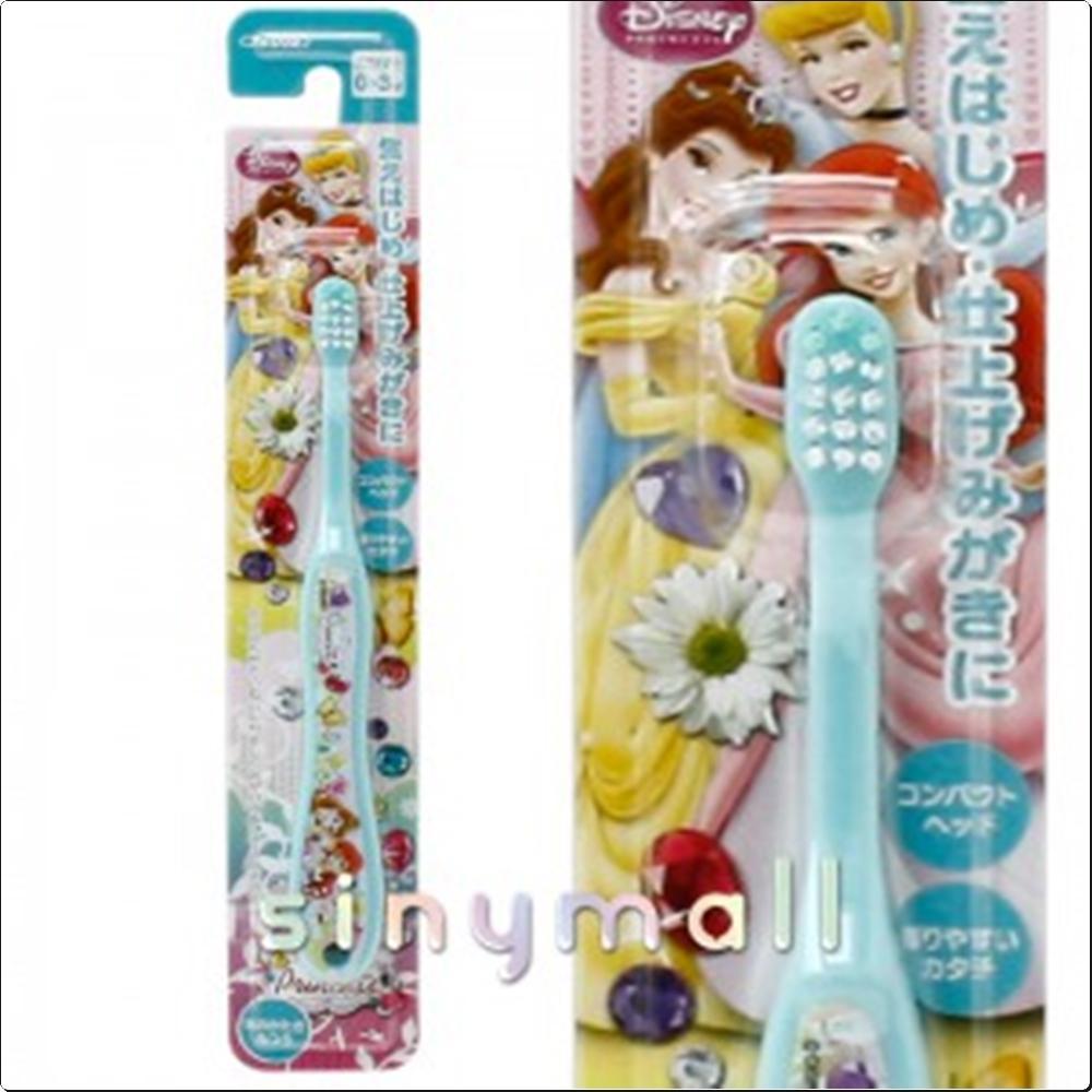 프린세스 유아용 칫솔(스탭1)(일)(300035) 캐릭터 캐릭터상품 생활잡화 잡화 유아용품