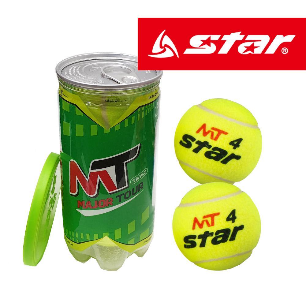 스타162 국제공인구 MT 테니스공 2캔입 테니스볼 테니스공 ITF KTA 스타스포츠