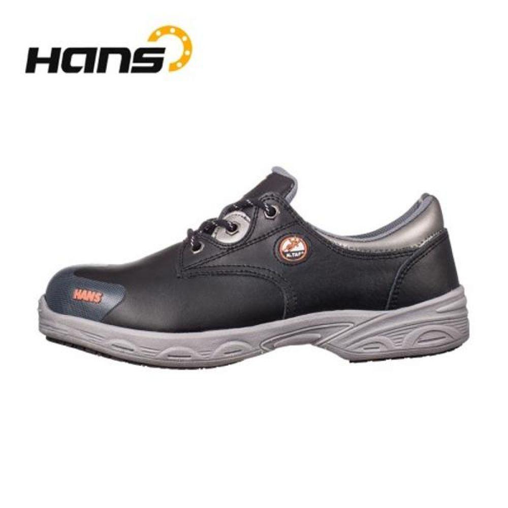 한스 HS-302-1 논슬립 4in 보통작업용 단화 조리화 안전화 HANS 한스산업 단화 가죽안전화 미끄럼방지 논슬립안전화 난슬립안전화 NONSLIP