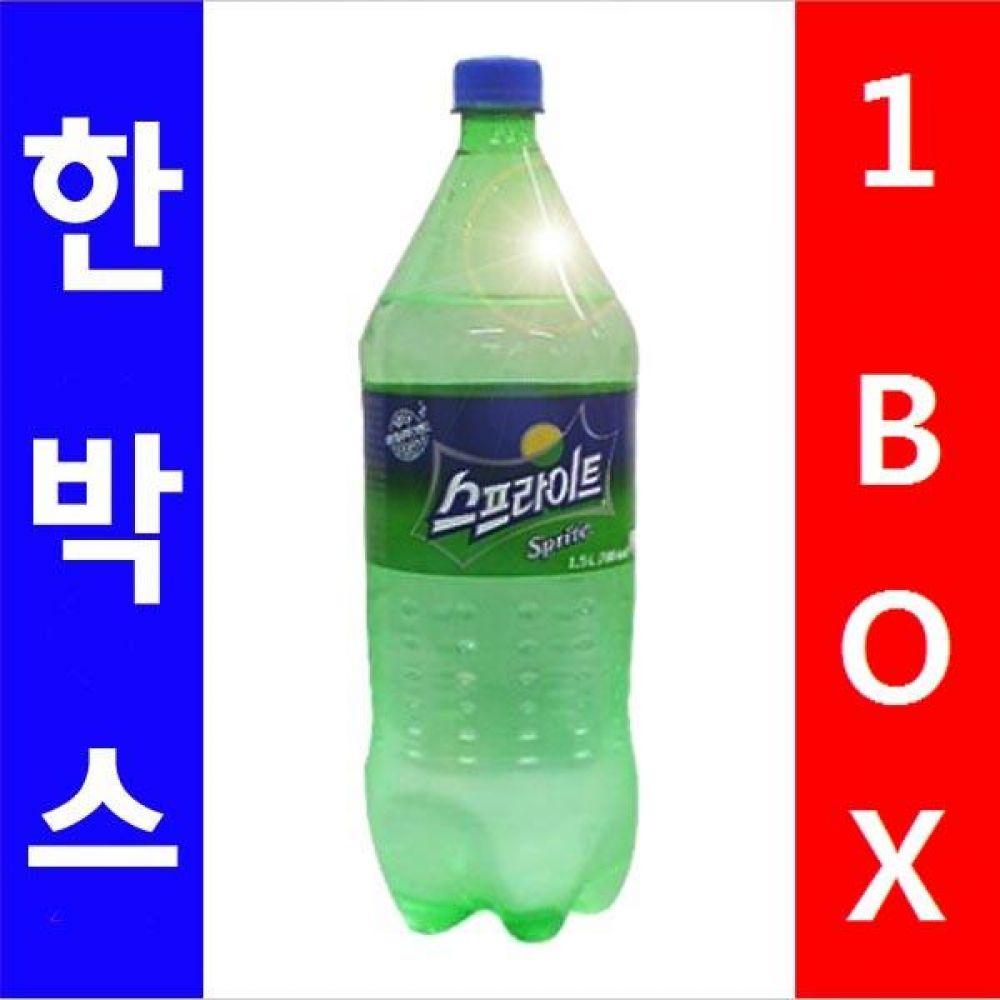 코카)스프라이트 1.5L 1박스(12병) 대량 도매 세일 판매 음료