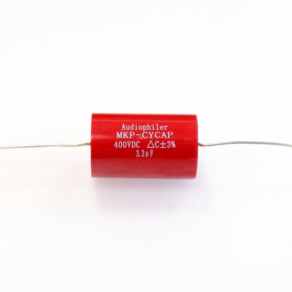 콘덴서 캐패시터 오디오 Audiophiler MKP 400VDC 3.3uF 2개 묶음 음향기기 오디오 스피커 엑세사리 케이블 단자 컨넥터 전원케이블 콘덴서 볼륨저항 가변저항 전해콘덴서 케이블 동선 RCA단자 플러그 전원코드 잭 스플리터 바나나잭 아답터 부품