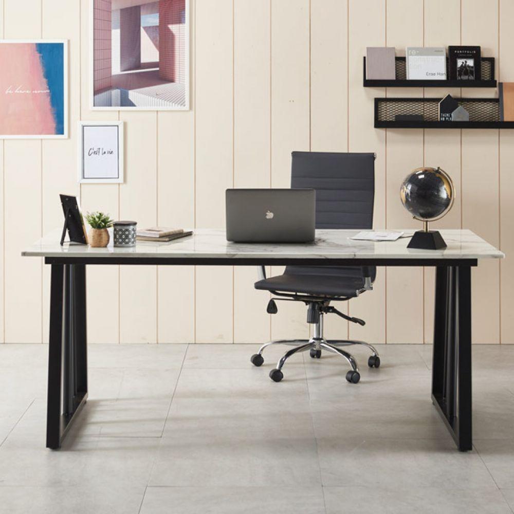 철재책상 대리석책상 사무실책상 컴퓨터책상 가온 1500책상 대리석책상 책상세트 책상 컴퓨터책상 1인책상 1인용책상 1인용컴퓨터책상 사무용책상 사무실책상
